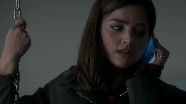File:Clara lies to Danny over the phone.jpeg