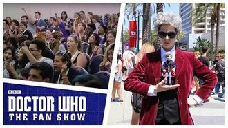 Meeting Fans At VidCon - Doctor Who The Fan Show