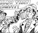 Follow That TARDIS! (comic story)