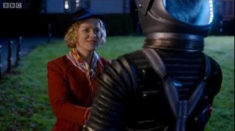 The Backwards Spaceman - Doctor Who - BBC