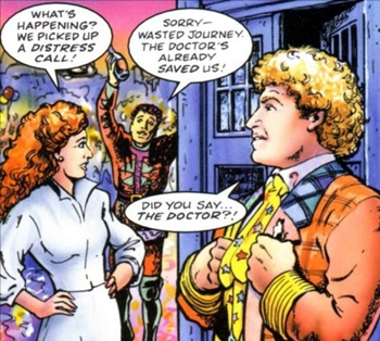 File:DWM 312 The One Doctor 6 and Mel.jpg