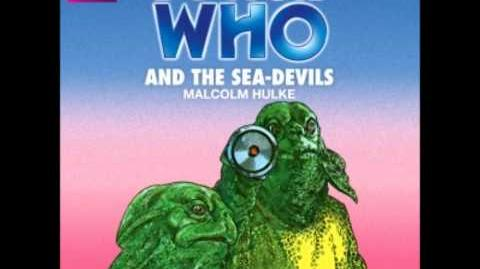 Doctor Who and the Sea-Devils (novelisation)