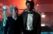 Eleven and Einstein