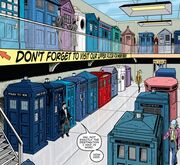Just Police Boxes
