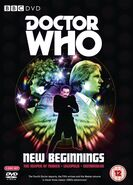 New Beginnings DVD box set UK cover