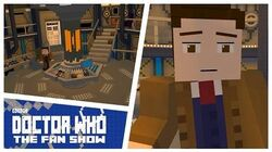 Doctor Who Minecraft - Doctor Who The Fan Show