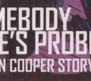Somebody Else's Problem: A Gwen Cooper Story (comic story)