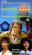 Snakedance VHS UK cover