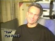 Tom Finnis Shakedown
