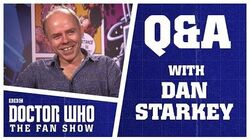 Q&A With Dan Starkey - Doctor Who The Fan Show
