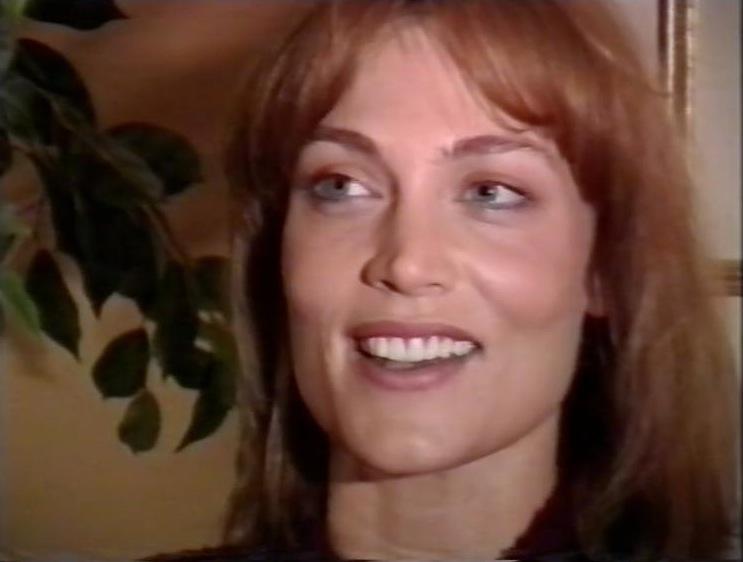 Daphne Ashbrook Bidding Adieu