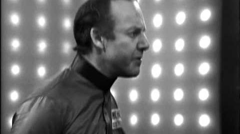 Moonbase invasion - Doctor Who Seeds of Death - BBC