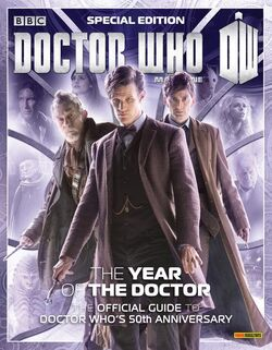 DWM SE 38 Year of the Doctor