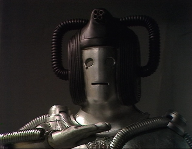 Cyber-Leader Revenge of the Cybermen