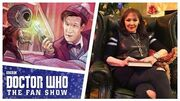 The Gift (A Christmas Story) With Frances Barber - Doctor Who The Fan Show