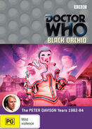 Black Orchid DVD Australian cover