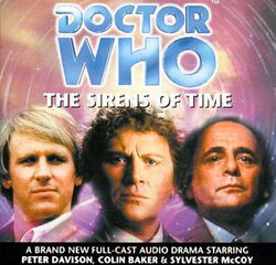 Sirens of time cover