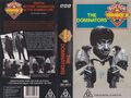 The Dominators VHS Australian folded out cover