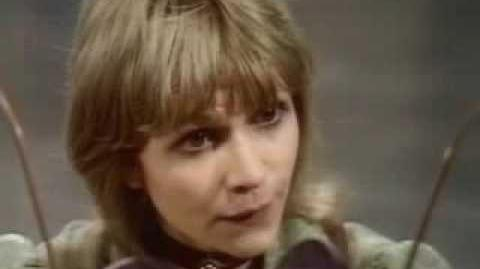 New assistant, Jo Grant - Dr Who - BBC sci-fi