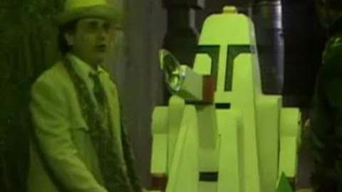 Run! - Doctor Who Paradise Towers - BBC