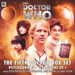 Fifth Doctor Box Set