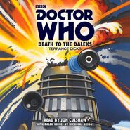 Death to the Daleks CD