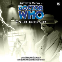 Unregenerate cover