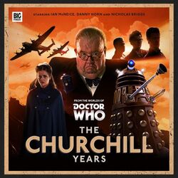 The Churchill Years (audio anthology)