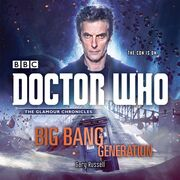 Big Bang Generation audiobook cover