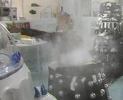 Davros and the Virus