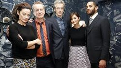 Doctor Who Series 8 Q&A Highlights - Doctor Who