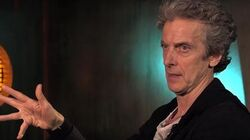 Peter On Ghosts With A Twist - Under The Lake - Doctor Who Series 9