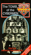 The Tomb of the Cybermen VHS US cover