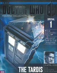 DWFC SP 1 TARDIS
