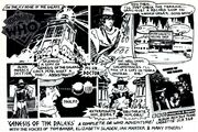 DWM 28 Genesis of the Daleks ad