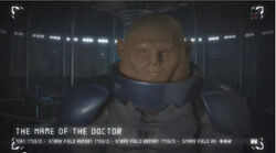 Strax Field Report The Name of the Doctor