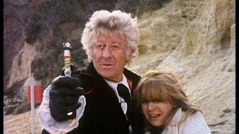 The Master Summons the Sea Devil - The Sea Devils - Doctor Who - BBC