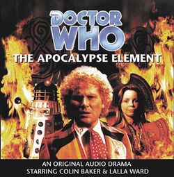 The Apocalypse Element cover