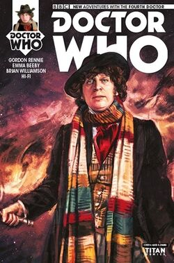 Titan Fourth Doctor