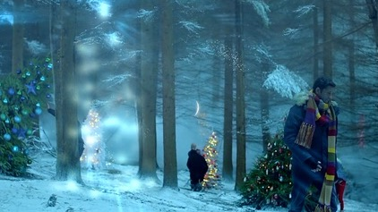 2014 BBC Christmas ident