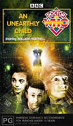 An Unearthly Child Australian VHS 2