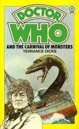 Carnival of Monsters novel