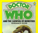 Doctor Who and the Carnival of Monsters (novelisation)