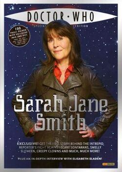 58 DWM SE23 Sarah Jane Smith