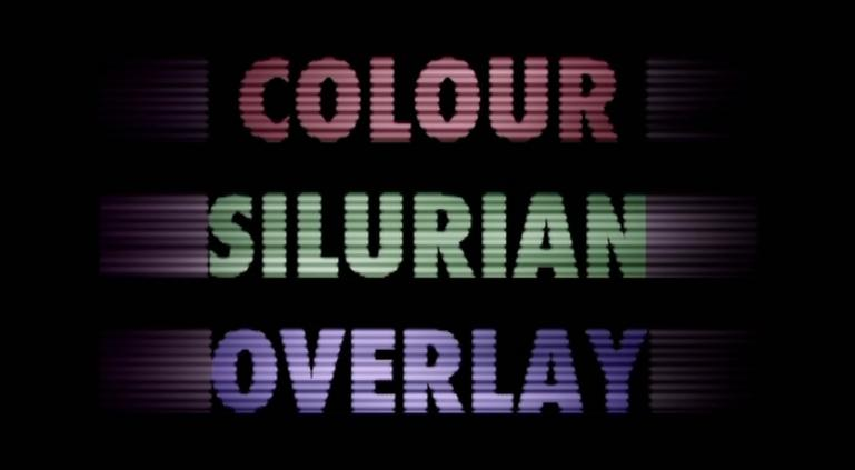 Colour Silurian Overlay