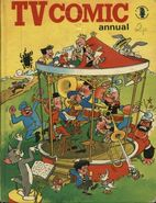 TV Comic Annual 1971