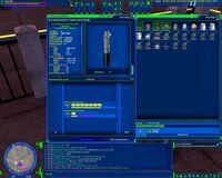 Lightsaber-SecondGenExperimentation