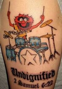 Animal-Muppet-tattoo-91240