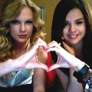 Taylor and Salma love