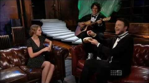 Taylor Swift Featuring Hamish & Andy - Chaperone Dads